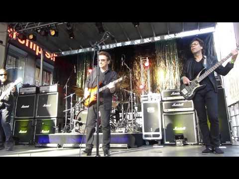 BLUE OYSTER CULT Bucks boogie LIVE Fox 5 Morning Show MANHATTAN N.Y. Aug 28, 2015 time 8 a.m.!!
