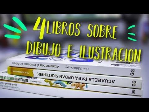 4-libros-sobre-dibujo-e-ilustraciÓn-|-malditalocuralamia