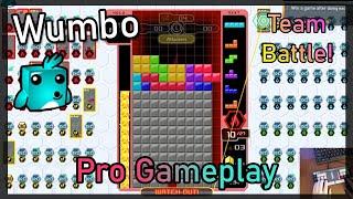 Tetris 99 Team Battle Event - Expert Gameplay