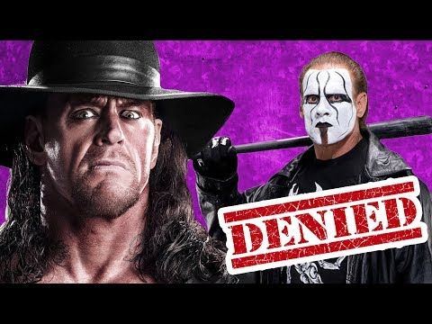 WILL STING VS. UNDERTAKER EVER HAPPEN? Going In Raw 10/19/17