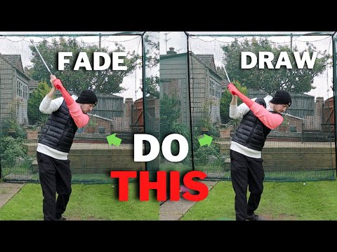 EFFORTLESSLY Control Your Golf Swing Path With This Left Arm Backswing Move