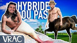 Cet animal hybride existe ou pas ?! [QUIZZ ZOOLOGIQUE] #38