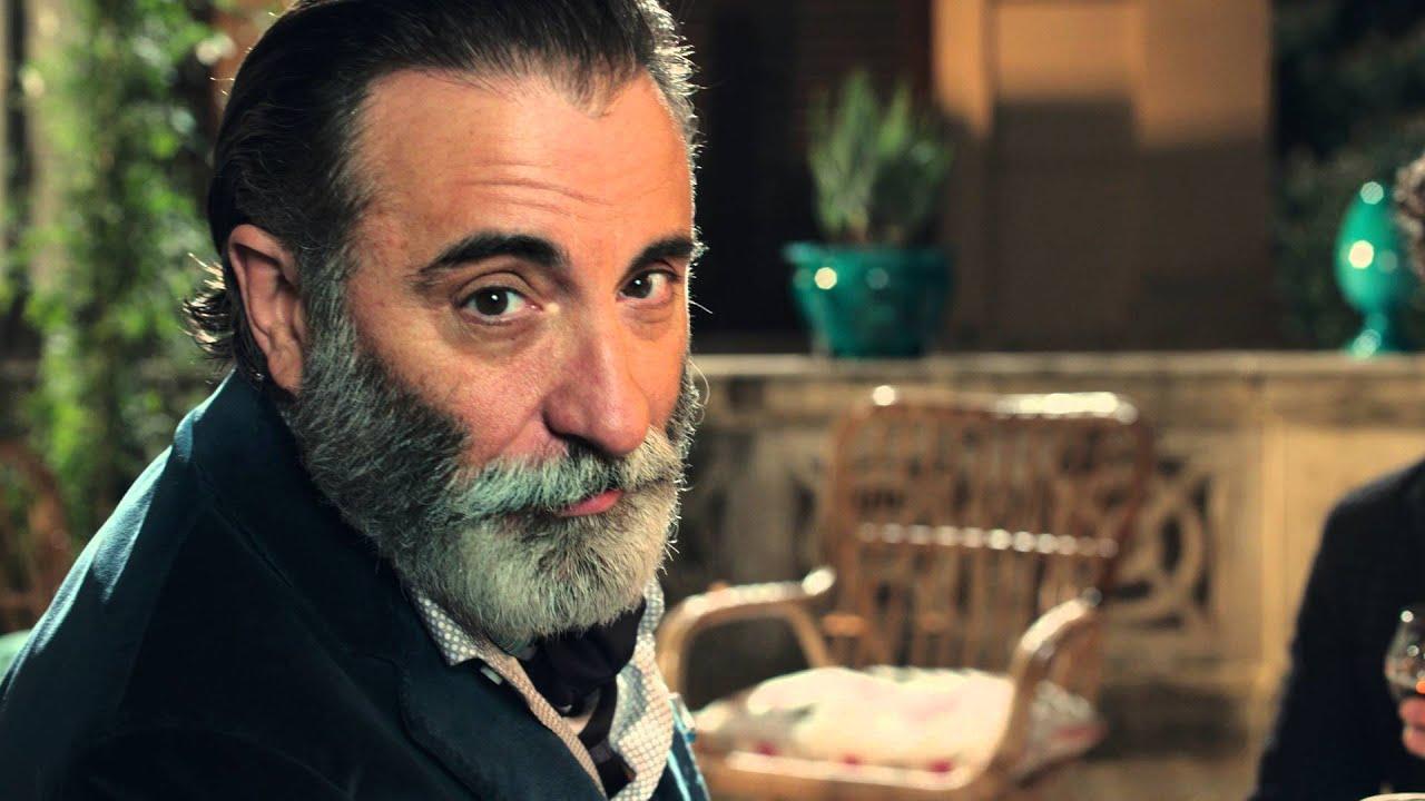 """Andy Garcia è """"Don Salvatore"""" nello spot dell'Amaro Averna ... Al Pacino Movies"""