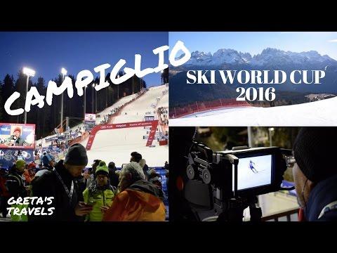 SKI WORLD CUP 2016: 3Tre in Madonna di Campiglio