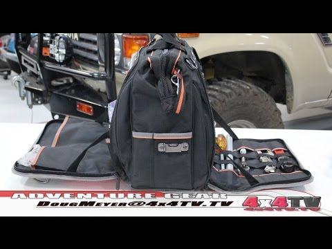 4x4TV Product Review - 4x4 Adventure & Expedition Tool Bag