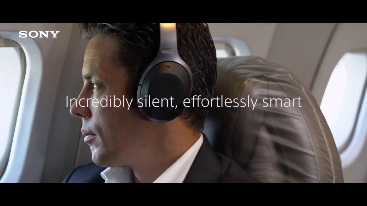 0b40e5a31d9 Premium WH-1000XM2 headphones – Unboxing. Sony Europe