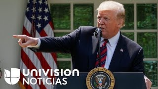 Dreamers, indocumentados y TPS: los temas sobre los que el plan migratorio de Trump no da soluciones