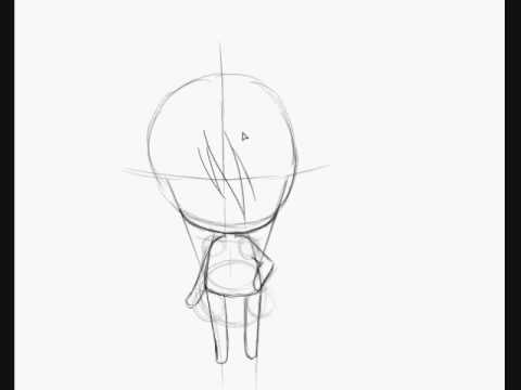 Chibi tutorial body youtube