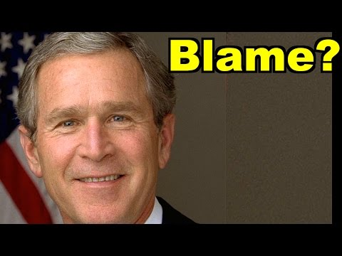 James Baker Admits George W Bush Caused Current Chaos in Middle East?