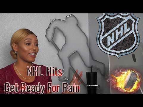 New NHL Fan Reacts to Hockey NHL Biggest Hits