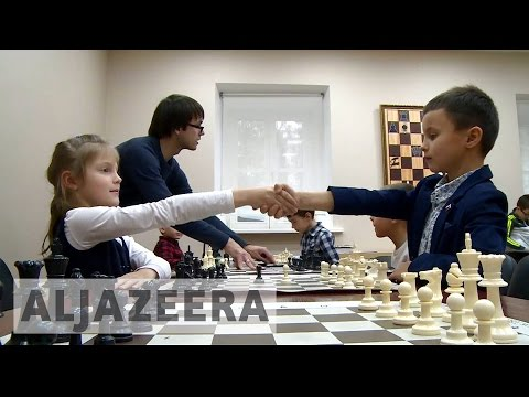 Chess is making a comeback in Russia