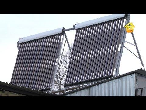 видео: Альтернативное отопление. Комплекс систем // forumhouse
