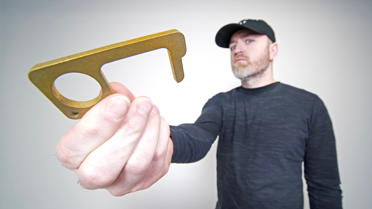 This Gadget Will Make You Untouchable...