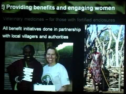 Women, Warriors & Witchcraft: Carnivore Ecology and Conservation in Tanzania's Ruaha Landscape