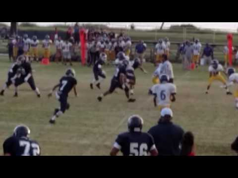 Wilson #63 Waianae Football