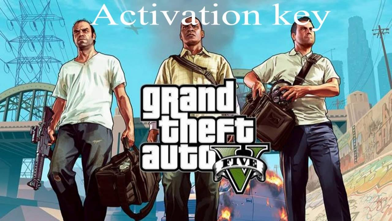 how to get gta v activation key for android
