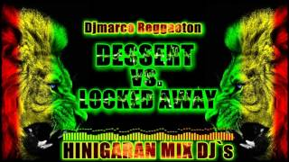 Gambar cover Dessert dawin Vs. Locked away R.city (New Moombahton Party mix 2016) djmarco