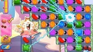 Candy Crush Saga Level 1532【Hard Level】★★★ NO BOOSTER