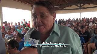 João Damacena   Ato de filiação da prefeita Íris gadelha ao partido progressista em Alto Santo