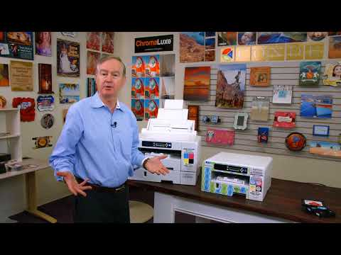 SG400/800 & Dye Sublimation Imprinting FAQ with David Gross