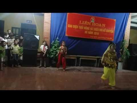 múa alibaba chi đội Nguyễn Văn Trỗi