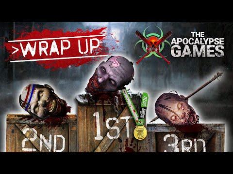 APOCALYPSE GAMES WINNERS AND FAN VIDEOS