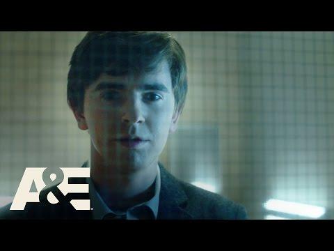 Bates Motel: Emma Says Goodbye to Norman (Season 5, Episode 9) | A&E