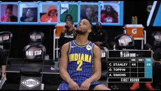 Did Obi Toppin, Cassius Stanley, <b>Anfernee Simons</b> Get Robbed On ...