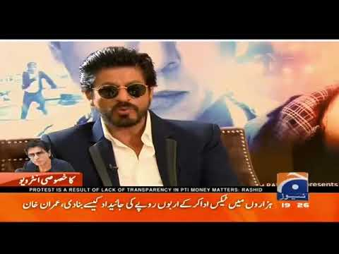 Why and How Imran Khan Scolded Shahrukh Khan  SRK Telling in a Live Show