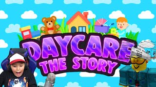 DAYCARE the STORY Secret Ending Victory ON ROBLOX Camping MinetheJ FGTeev Style Gamer