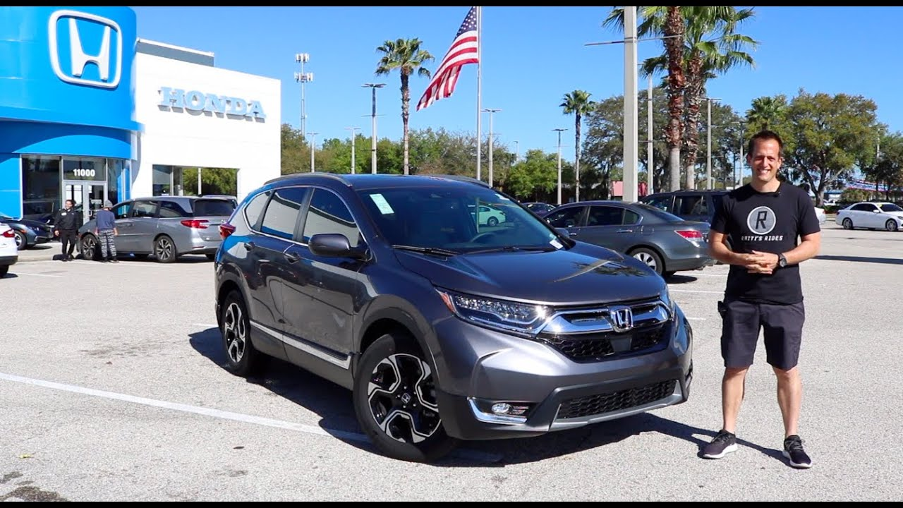 Best Suv For The Money >> Is The 2019 Honda Cr V The Best Suv For Your Money Youtube