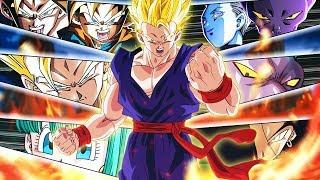 This LR Is IT, Chief! NEW LR Family Kamehameha Siblings Bond Team! Dragon Ball Z Dokkan Battle
