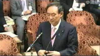 H25.11.25 参議院 国家安全保障に関する特別委員会