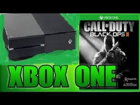 XBOX CONFIRMA BLACK OPS 2 RETROCOMPATIBLE