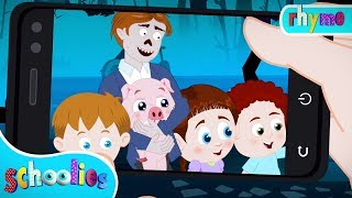 Love A Scare Nursery Rhymes For Toddler Fun Videos For Children Schoolies