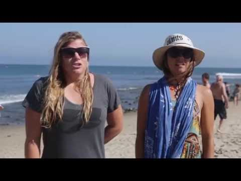 Ms.Malibu Pro Womens Surfing Longboard Event