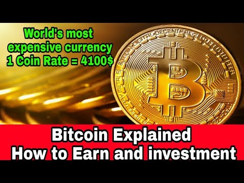 Bitcoin In Hindi Full Explained ( Crypto Currency ) | How To Start Earning & Investment In BTC