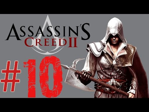 Assassin's Creed II: [Part 10] Sequence 4 [1 of 2]: The Pazzi Conspiracy (1478)