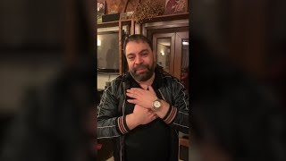 Florin Salam &amp V. Pandelescu - Am plecat Doamne departe (Live Exclusiv - Pentru Patron ...