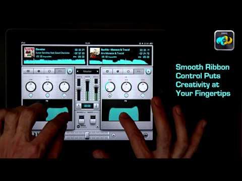 Mashup App - Mobile Mixing for Pro DJs