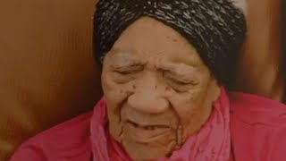 Delphine Gibson, the Oldest Person in America, Dies at 114