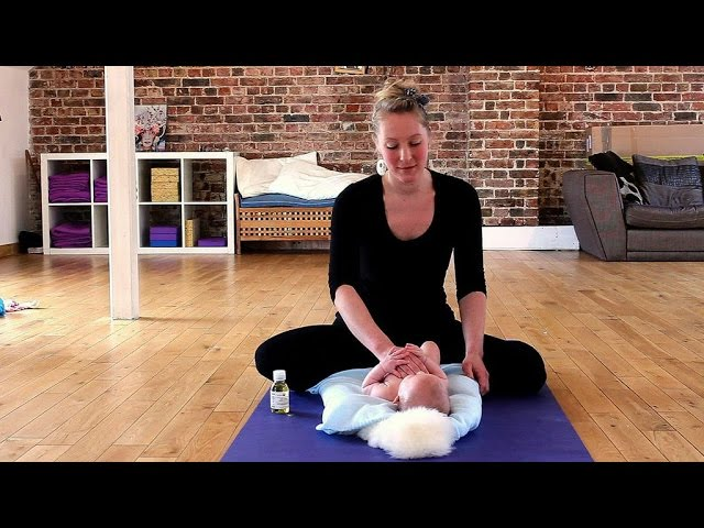 Baby yoga movement and stretches for baby part 1