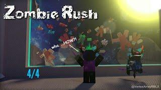 Roblox Zombie Rush #4 4/4 8