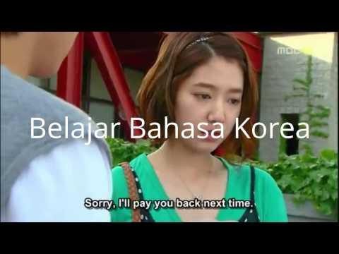 drama korea - belajar bahasa korea