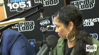 Tamar Braxton And Vincent Herbert Interview On The Breakfast Club   Power 105 1 FM