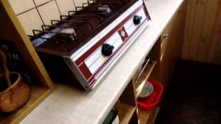 Как сделать недорого кухню из дсп своими руками для дачи