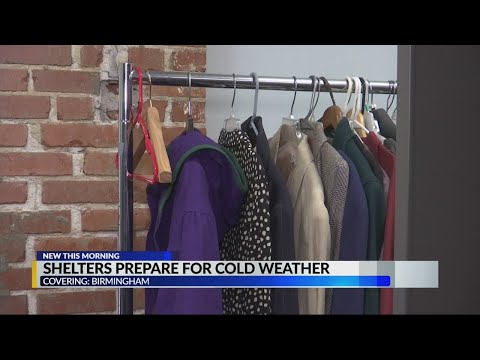 Rob and Hilary - Birmingham shelters need help during cold months