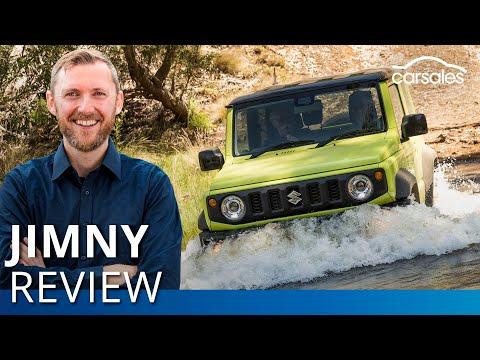 2019 Suzuki Jimny Review | Carsales