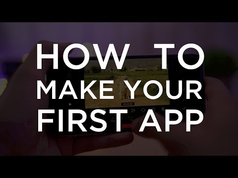 How to Make An App for Beginners - Even if You Can't Code (iPhone and Android)