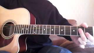 Smokie, Living next Door to Alice guitar